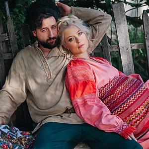 Сергей и Яна