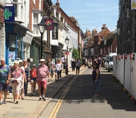 High Street Parking and Related Issues