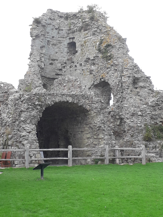 A Society Trip to Ancient Pevensey