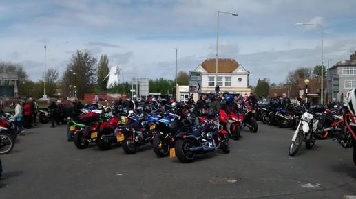 Motorcycle Mayhem?