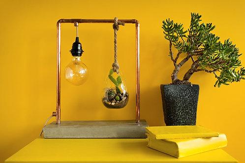 Lampa s aeráriem