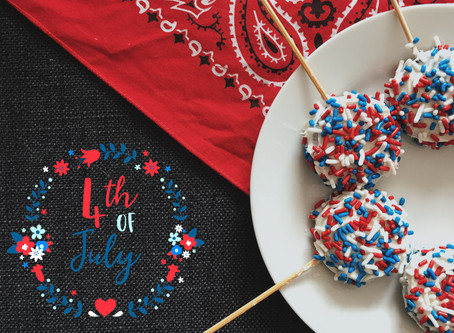 Fourth of July Sensory Activity