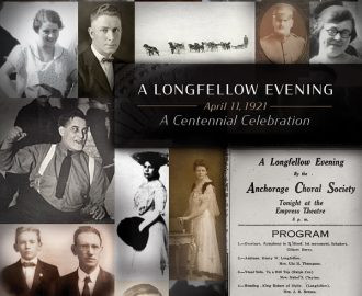 A Longfellow Evening photo montage