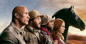 Movie Review: Jumanji: The Next Level