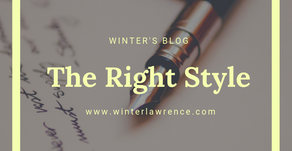The Right Style