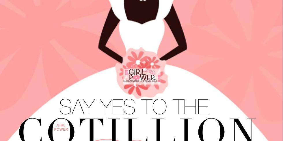 Say Yes To The Cotillion Dress: Girl POWER Fundraiser