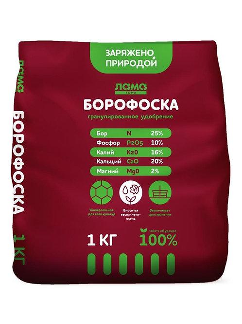 Удобрение для растений Лама Торф Борофоска 1 кг