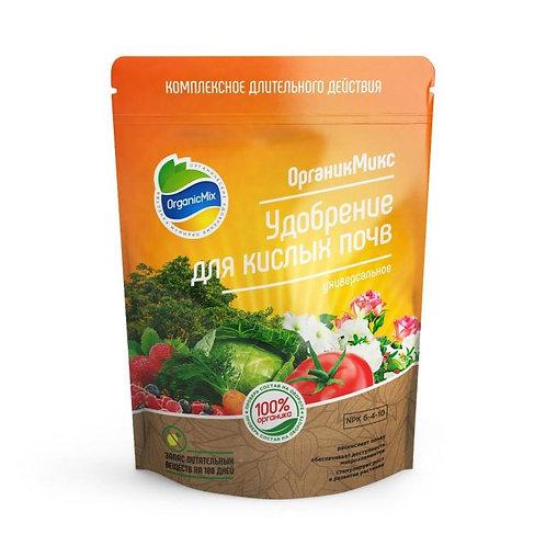 Удобрение Органик Микс для кислых почв