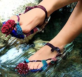 bohemian handmade sandals sale vegan