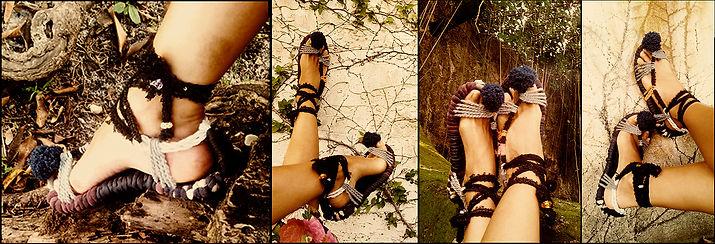 bohemian handmade sandals sale