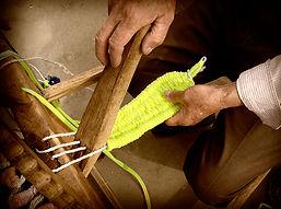 bohemian handmade sandals