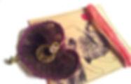 boho headband vintage