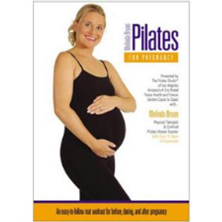 Pilates For Pregnancy DVD