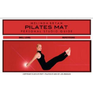 Pilates MAT Personal Studio Guide