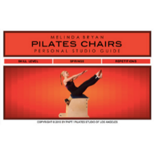 Pilates CHAIRS Personal Studio Guide