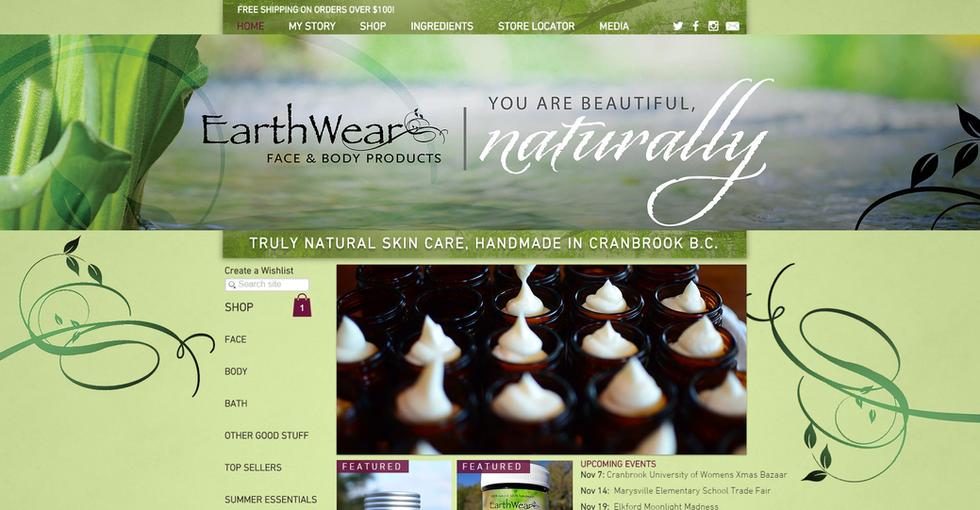 EarthWear Face & Body