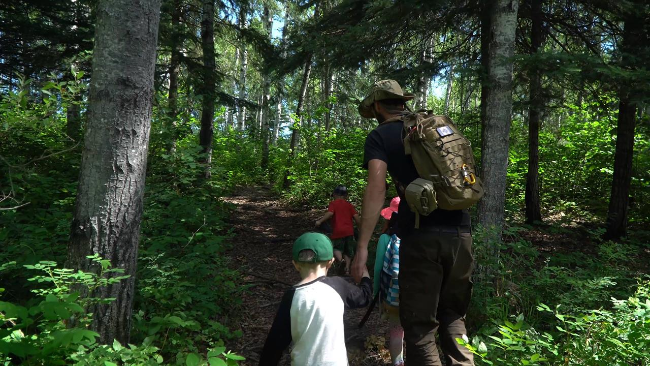 The Boreal Forest Eco Kids Camp