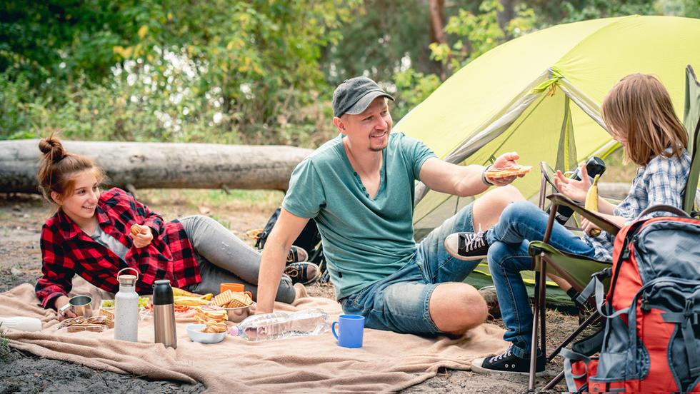 Non-Power Camping - $26.50/night
