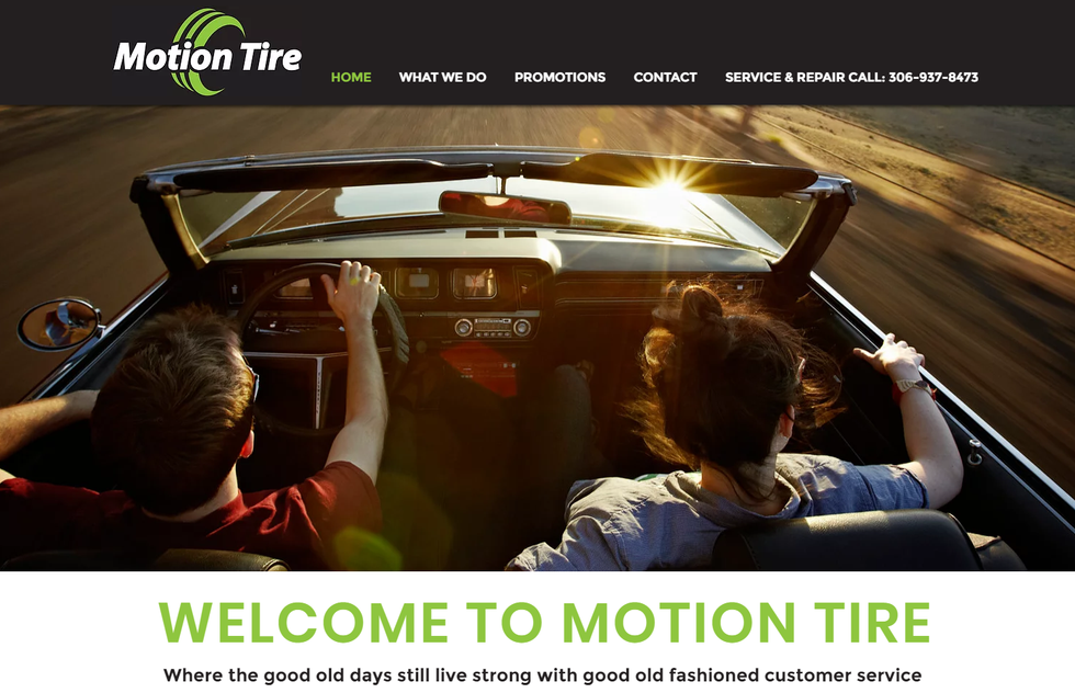 Motion Tire