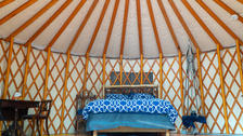 Big Yurt - $136.00/night