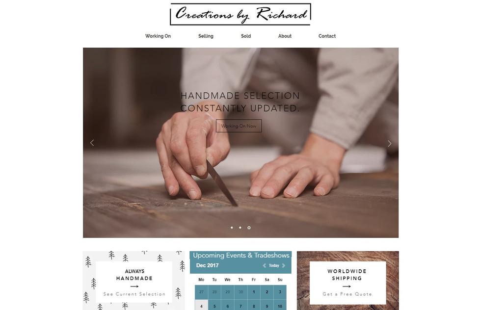 www.creationsbyrichard.ca