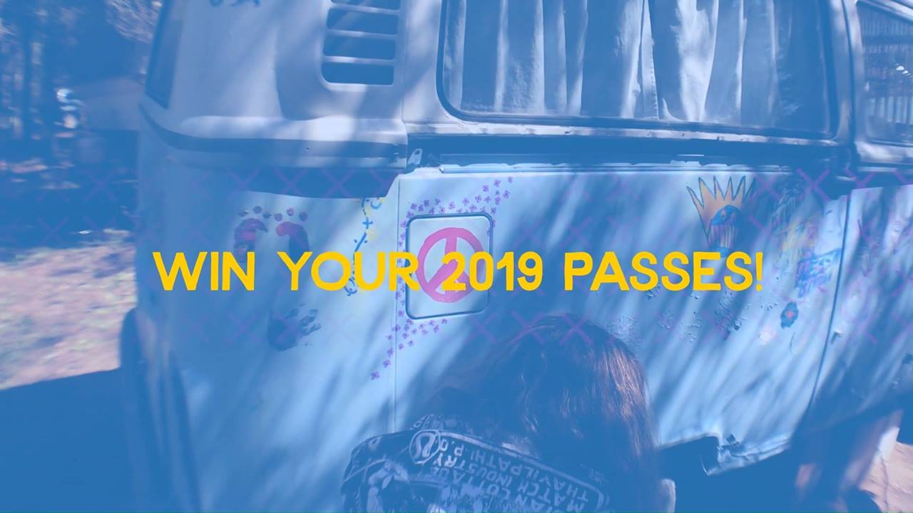 Carpool to the Creek & Win 2019 Festival Passes!