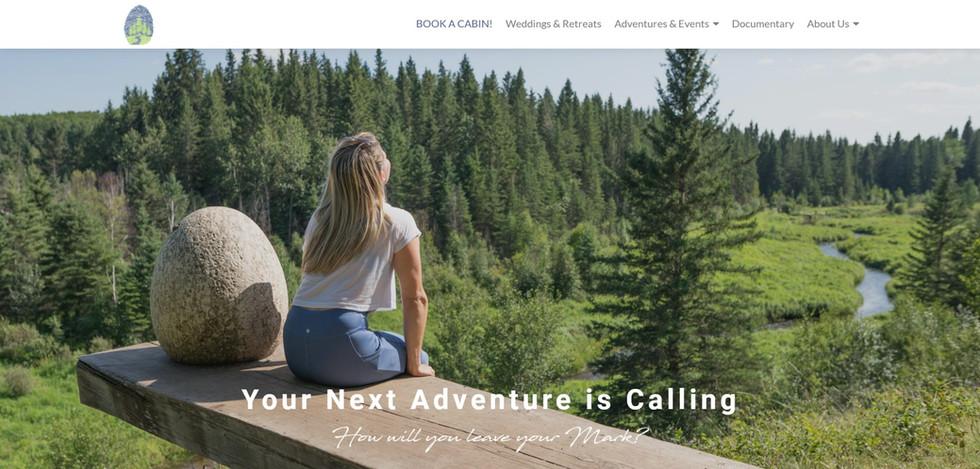 Discover Ness Creek