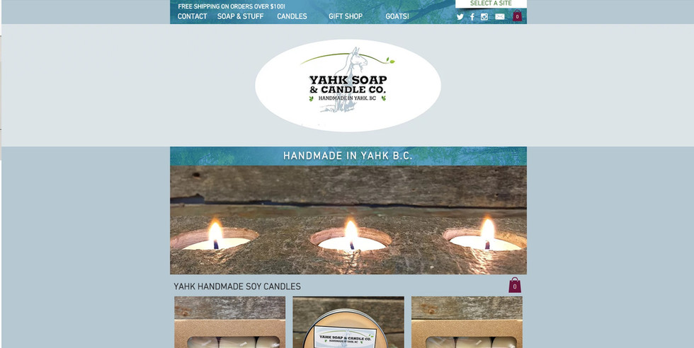 Yahk Soap & Candle Co.