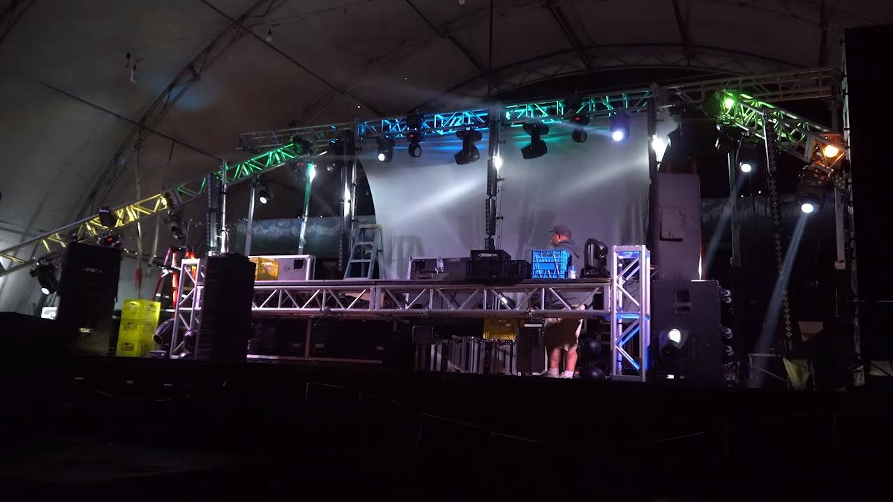 Electric Sky Set Up