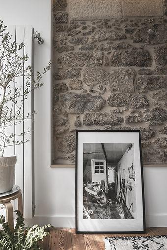 reforma integral y diseño vivienda  histórica coruña