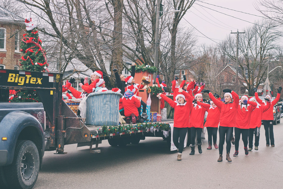 Creemore Santa Claus Parade