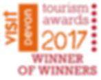 Visit Devon Tourism Award 2017