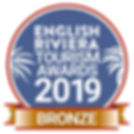 Bronze winners for Tourism Innovation at the English Riviera Tourism Awards 2019