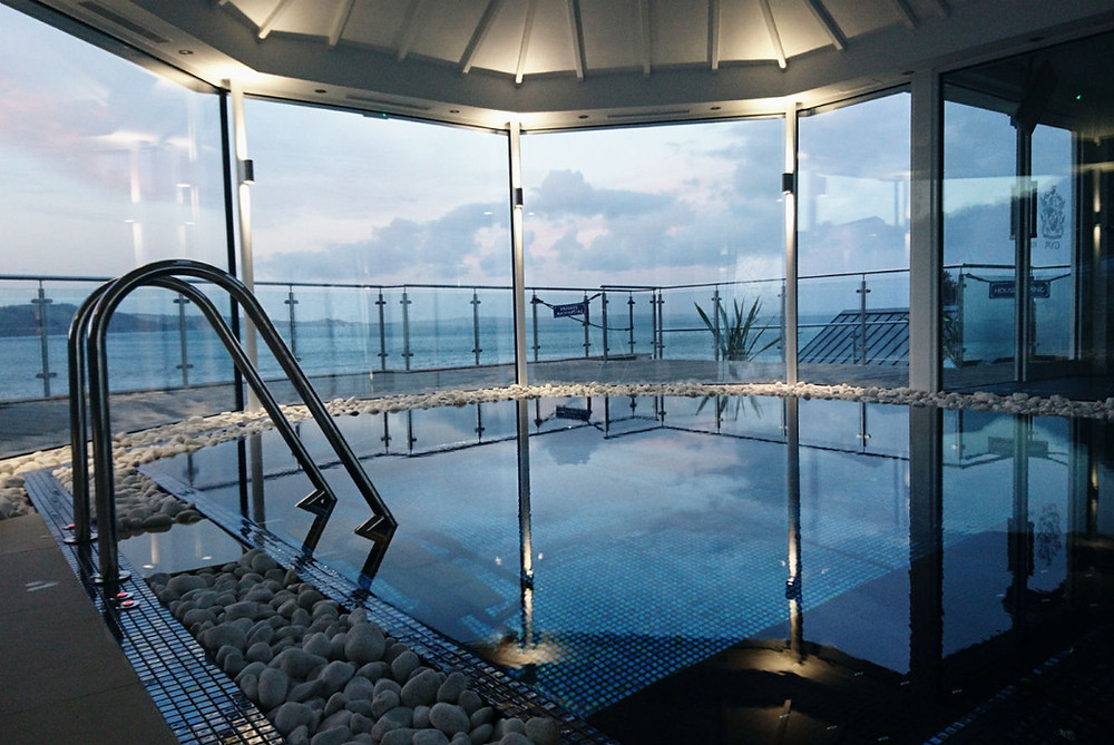 Healthy Spa holiday in Torquay