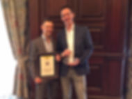 Runners up National AA Awards - Unique B&B of the Year