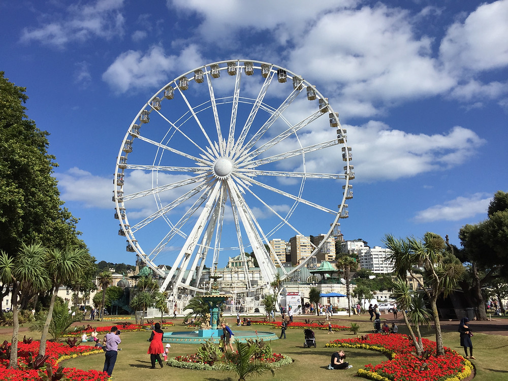 English Riviera Wheel in Torquay