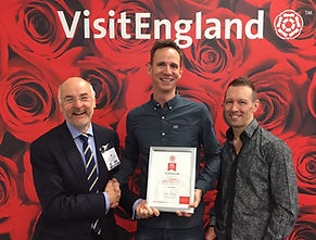 Visit England Rose Award 2016