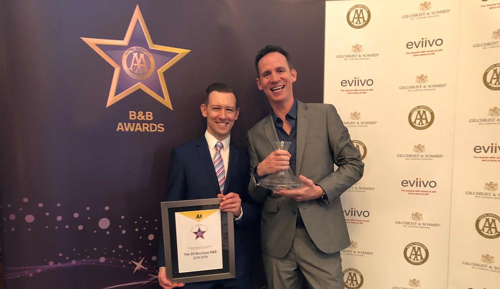The AA B&B Awards
