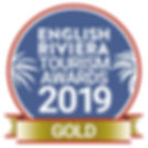 Winners of Best B&B in the English Riviera Tourism Awards 2019