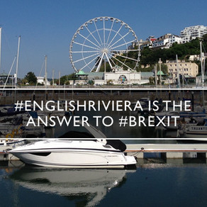 English Riviera is the answer to Brexit