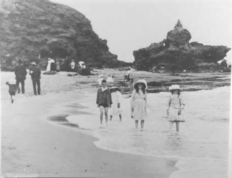 Victorian Torquay seaside