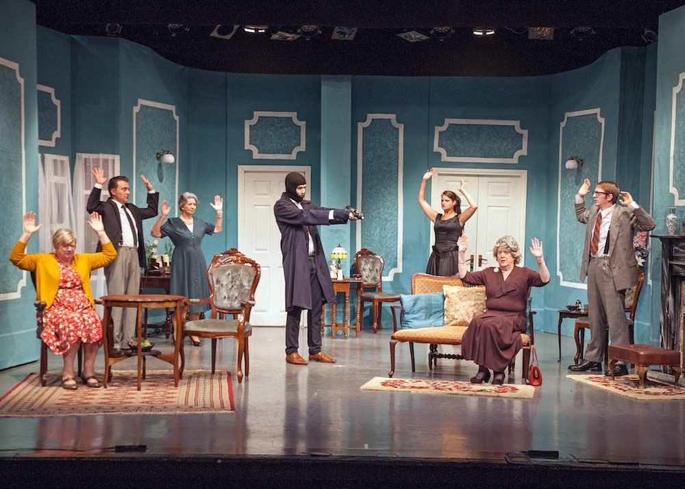 Agatha Christie Play - Paignton Theatre