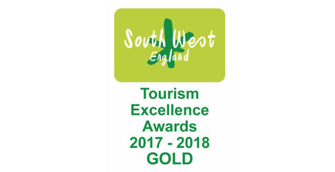 South West Tourism Awards - Gold Winner - Best B&B