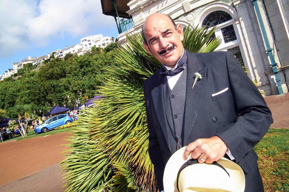 Hercule Poirot in Agatha Christie Books