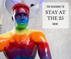 Ten Reasons To...