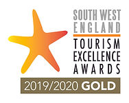 South West Tourism England logo landscap