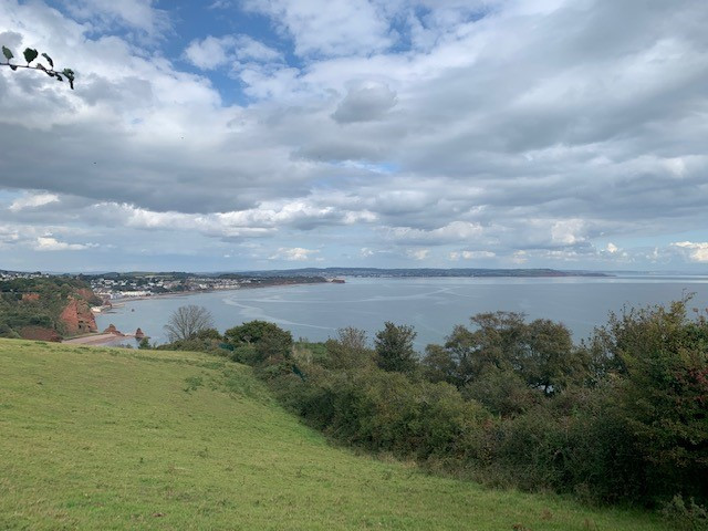 More stunning views along the South West Coastal Path