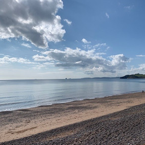 Coastal Walk – Starcross to Teignmouth