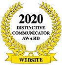 2020 Distinctive Comm Award.png