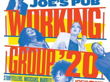 Roopa is one of the five artists selected for the 2020 Joe's Pub Working Group residency.